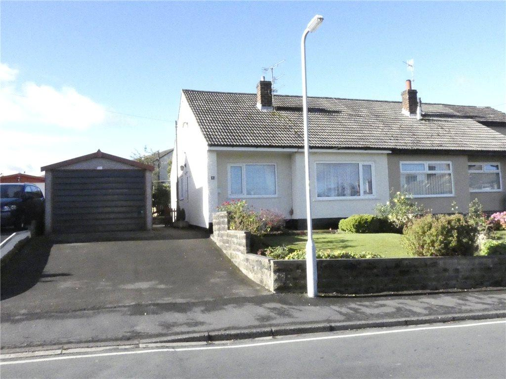 2 Bedrooms Semi Detached Bungalow for sale in Greenside Lane, Cullingworth, Bradford, West Yorkshire