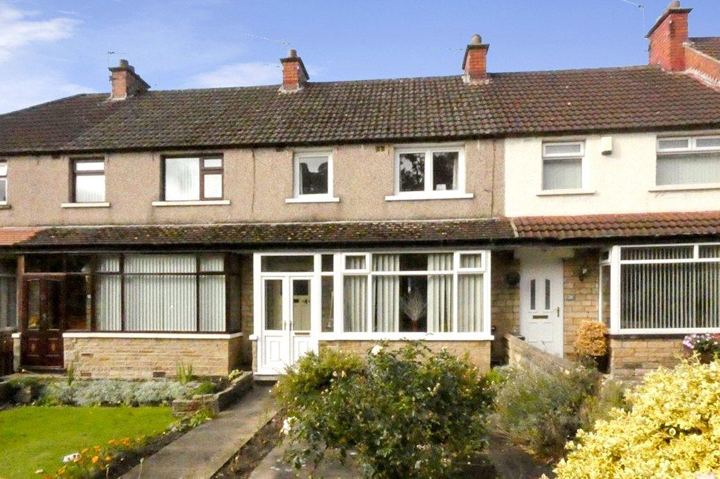 3 Bedrooms Town House for sale in Ryshworth Crescent, Crossflatts, Bingley, West Yorkshire