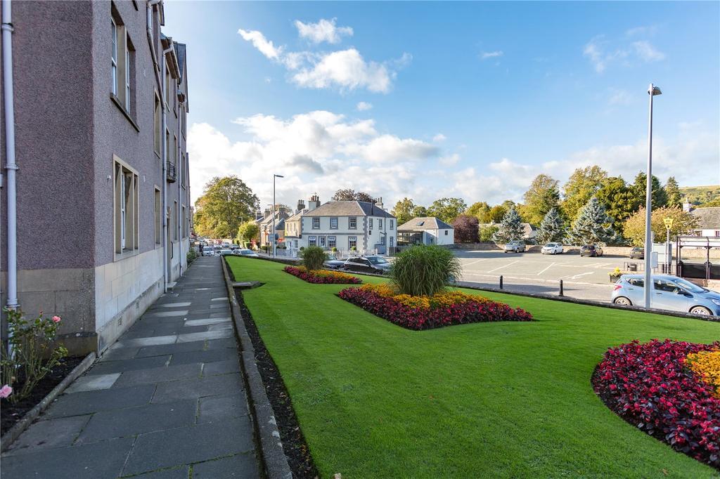 1 Bedroom Apartment Flat for sale in Morow Gardens, Melrose, Scottish Borders