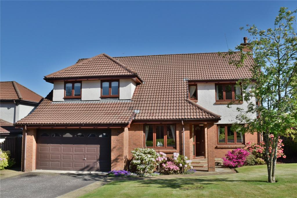 4 Bedrooms Detached House for sale in Dunellan Road, Milngavie, Glasgow
