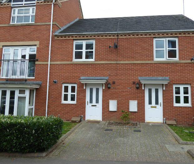 2 Bedrooms Terraced House for sale in Alma Road, Banbury
