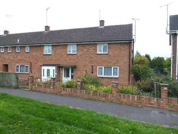 3 Bedrooms End Of Terrace House for sale in Beatrice Drive, Banbury