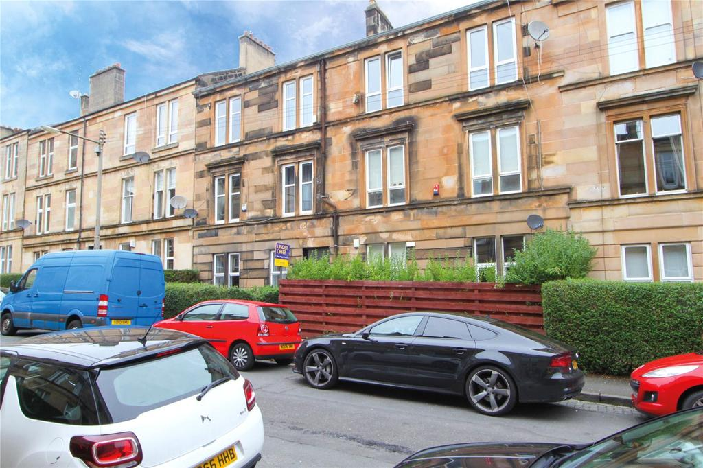 2 Bedrooms Apartment Flat for sale in 2/1, Grantley Street, Shawlands, Glasgow