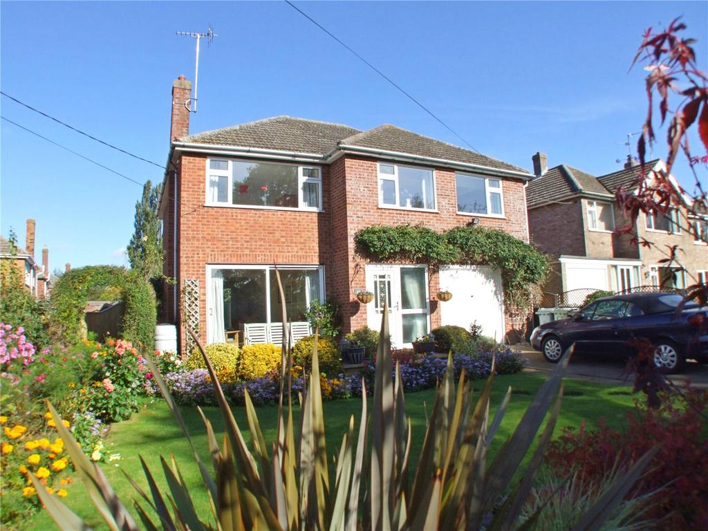 4 Bedrooms Detached House for sale in Frognall, Deeping St. James, Peterborough, PE6