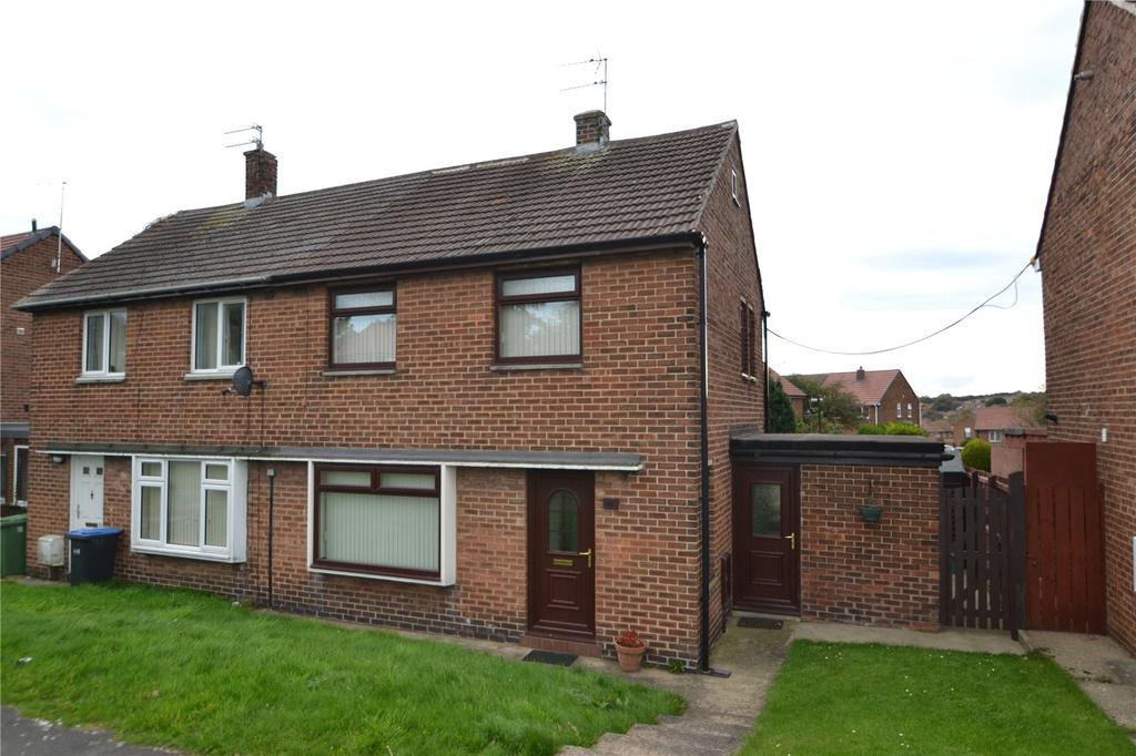 2 Bedrooms Semi Detached House for sale in Galloway Road, Peterlee, Co.Durham, SR8