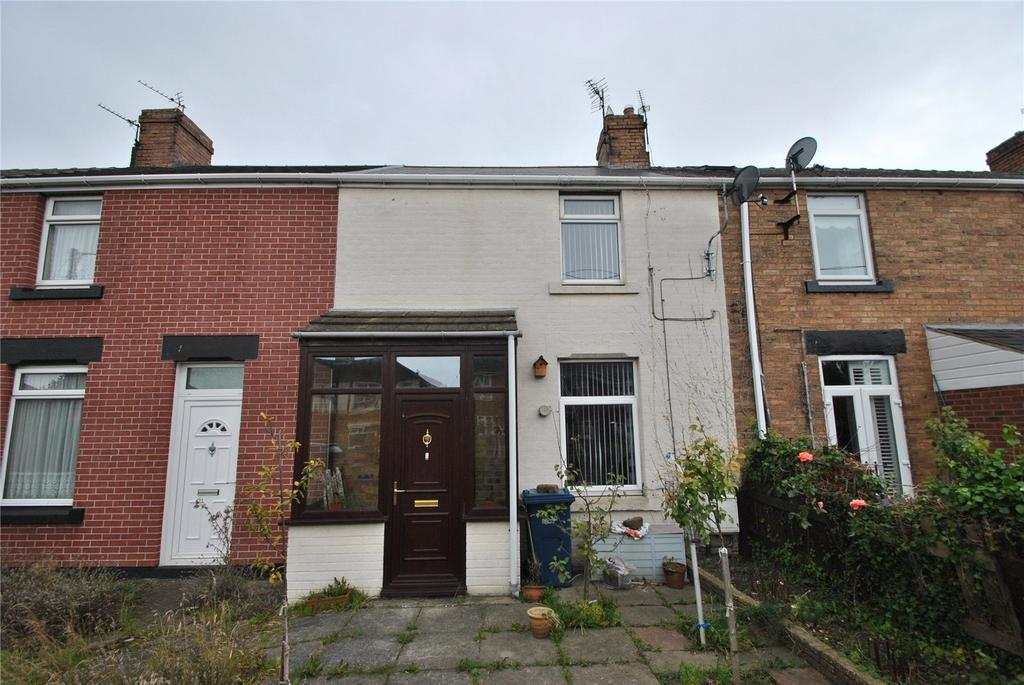 2 Bedrooms Terraced House for sale in Barrack Row, Shiney Row, Tyne and Wear, DH4
