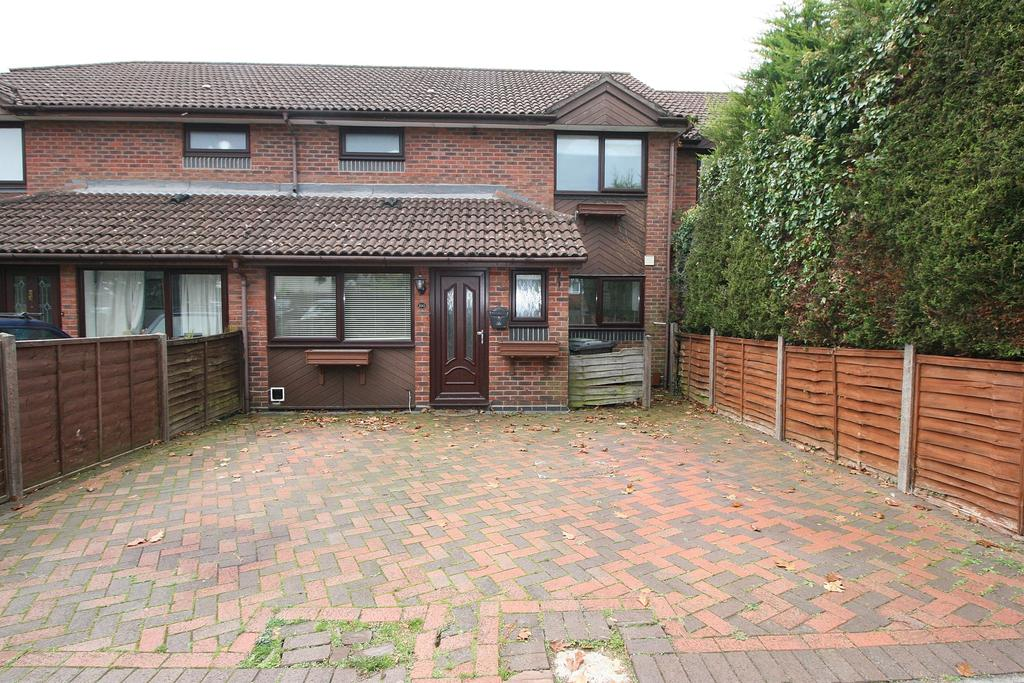 3 Bedrooms End Of Terrace House for sale in New Road, Netley Abbey, Southampton, SO31 5BS