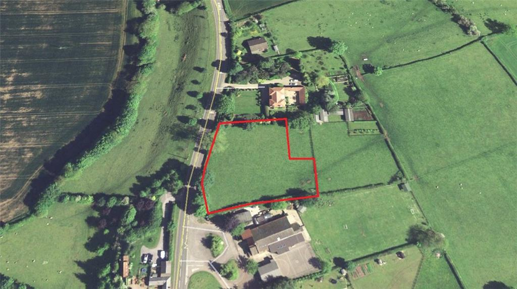 Plot Commercial for sale in Residential Development Site, Station Road, Topcliffe, North Yorkshire, YO7