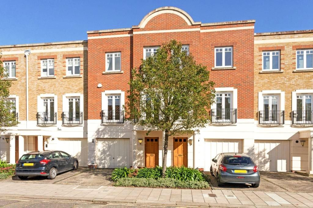 4 Bedrooms Terraced House for sale in Cambridge Road, Twickenham, TW1