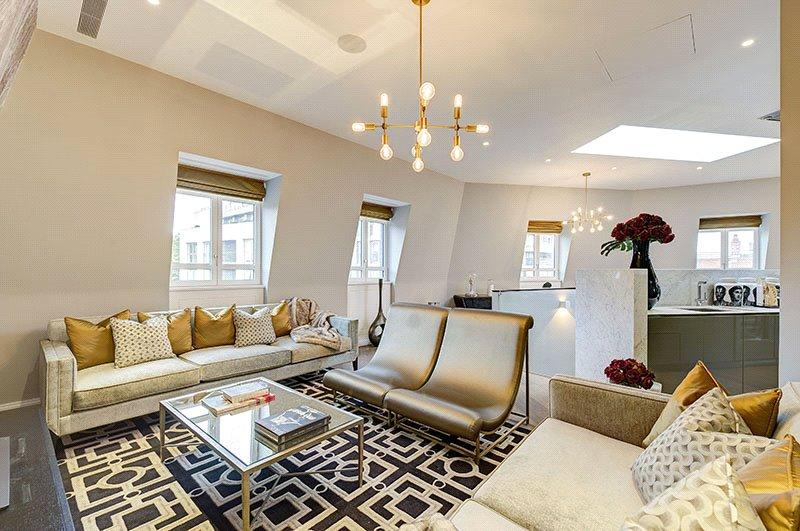 3 Bedrooms Penthouse Flat for sale in Tufton Street, London, SW1P