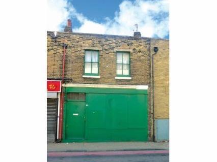 1 Bedroom Flat for sale in Lewisham Road, Lewisham