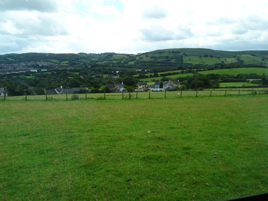 Land Commercial for sale in Lot 2: Approximately 9 Acres of Land with Two Outbuildings and Yard, Groeswen, Caerphilly