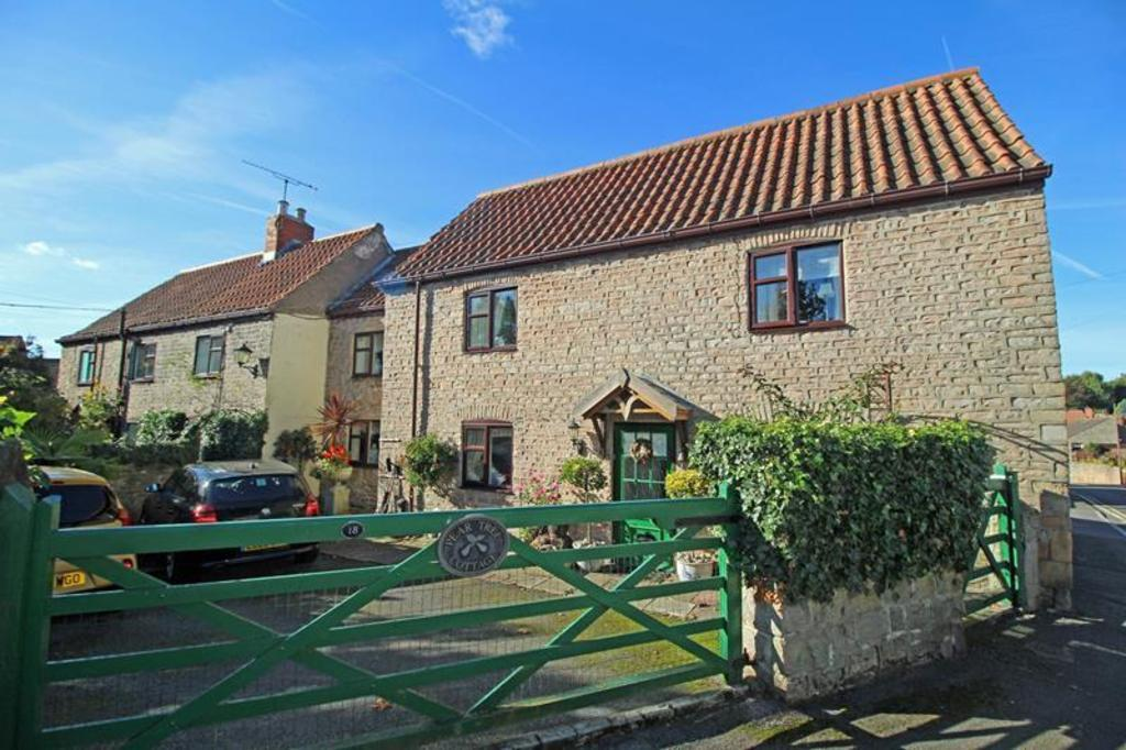 4 Bedrooms Cottage House for sale in Pear Tree cottage, 18 Hangar Hill, Whitwell