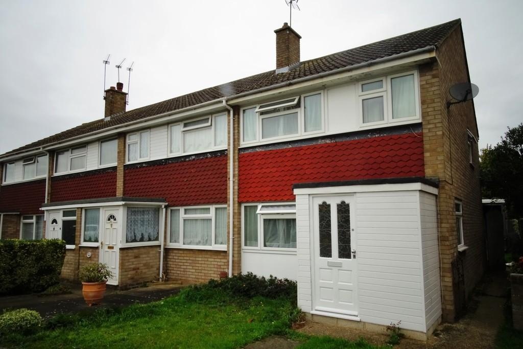3 Bedrooms End Of Terrace House for sale in West Close, Ashford, TW15
