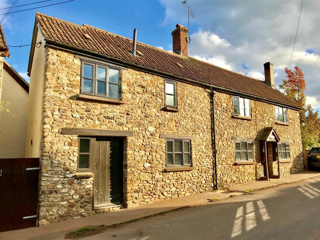 4 Bedrooms Detached House for sale in Churchinford