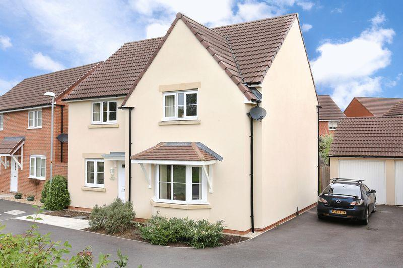 4 Bedrooms Detached House for sale in Ferris Way, Hilperton