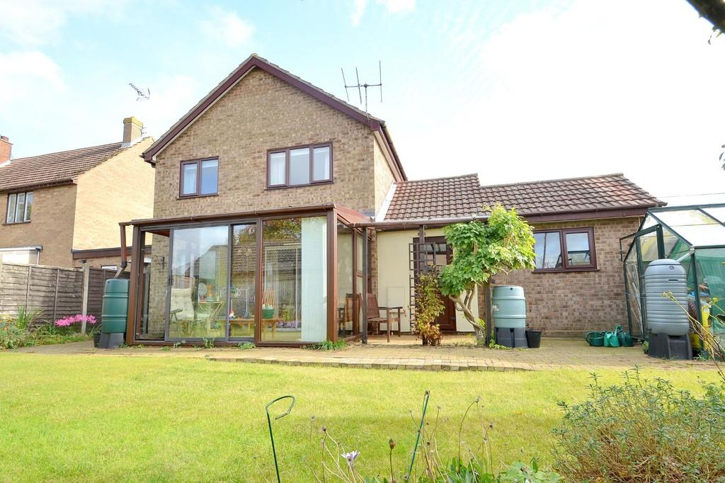 3 Bedrooms Detached House for sale in Bell Lane, Kesgrave, IP5 1LZ