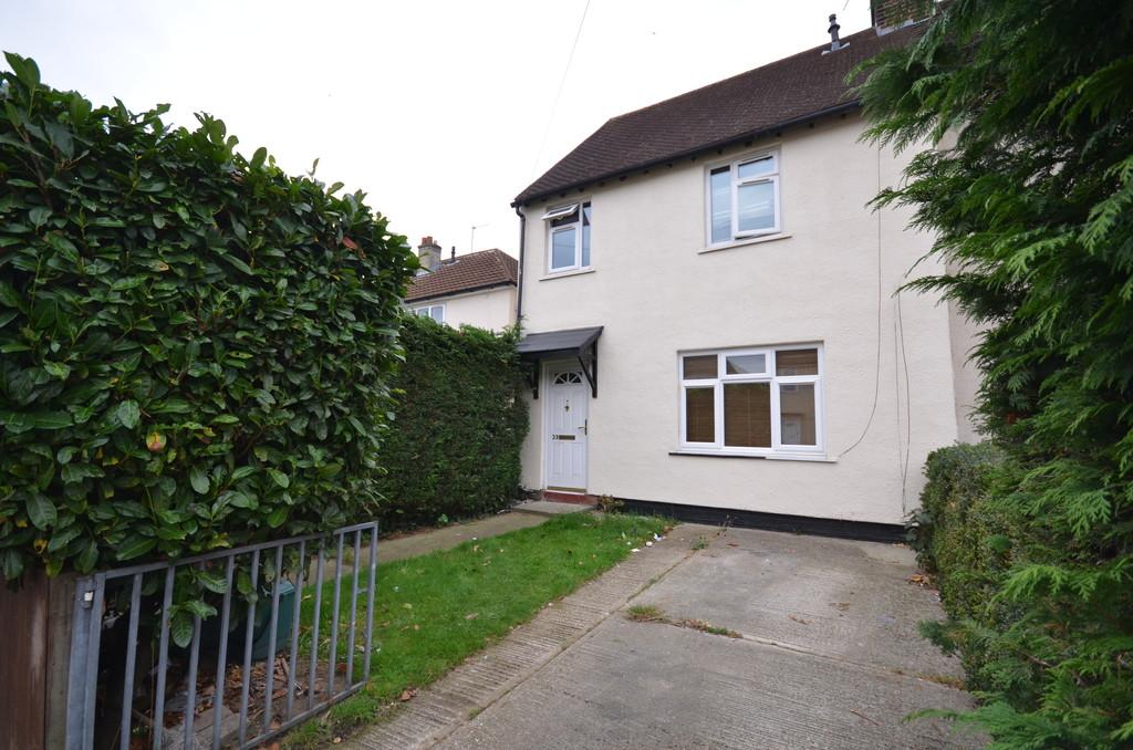 3 Bedrooms End Of Terrace House for sale in Collingwood Road, Lexden, CO3 9BH