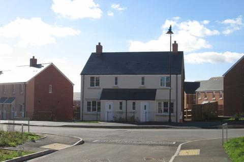3 bedroom semi-detached house to rent - Plot 98 Ffordd Y Celyn Parc Derwen Coity Bridgend CF35 6HP