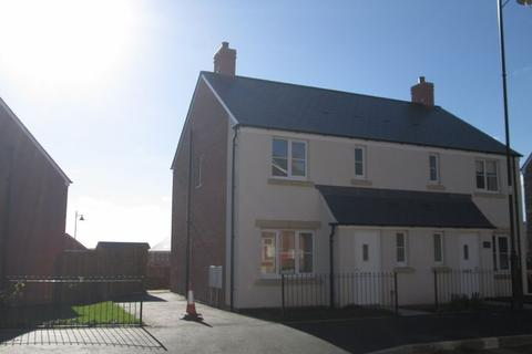 3 bedroom semi-detached house to rent - Plot 97 Ffordd Y Celyn Parc Derwen Coity Bridgend CF35 6HP