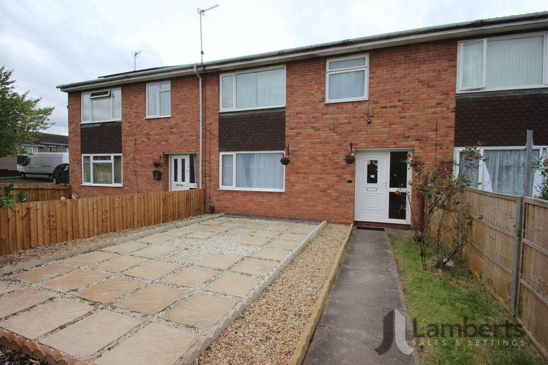 3 Bedrooms Terraced House for sale in Winstone Close, Redditch