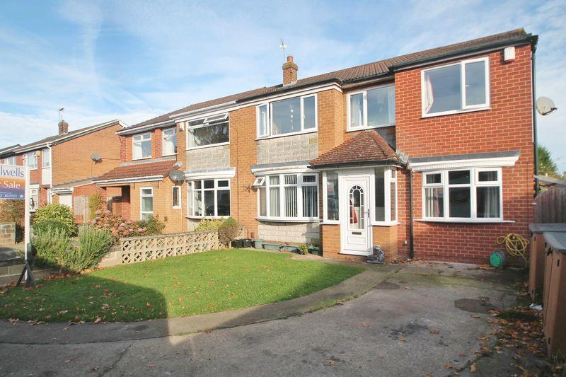 5 Bedrooms Semi Detached House for sale in Lutton Crescent, Billingham