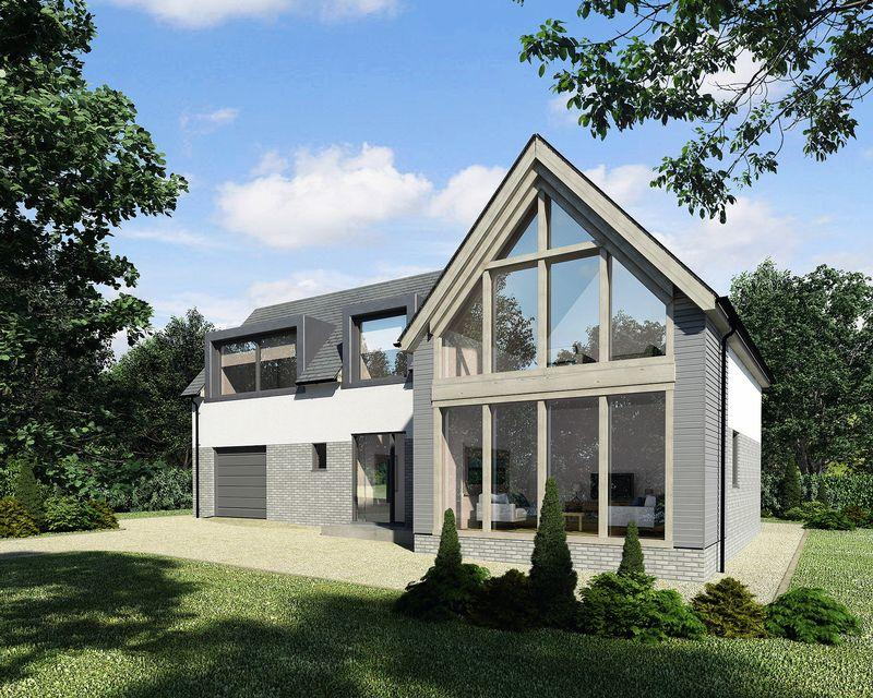 5 Bedrooms Land Commercial for sale in Seacrest, Cliff Terrace Road, Wemyss Bay PA18 6AP