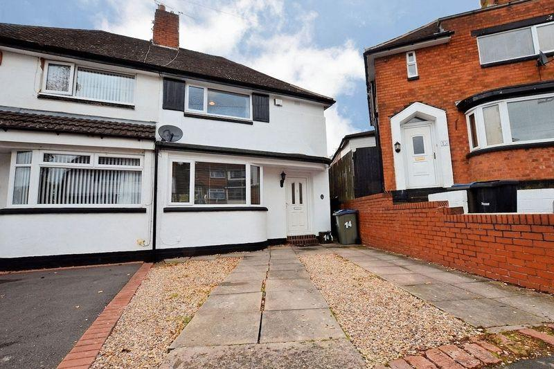 3 Bedrooms Semi Detached House for sale in Shrublands Avenue, Oldbury