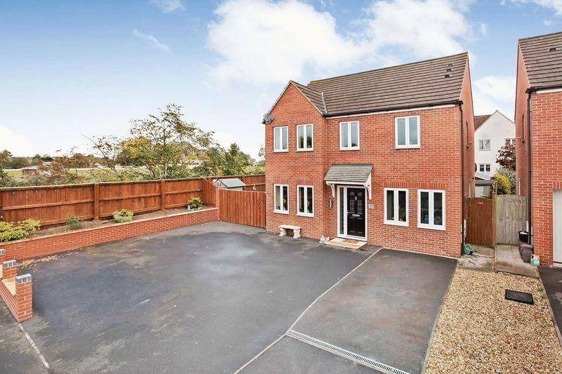 4 Bedrooms Detached House for sale in Meadowlands Avenue, Bridgwater