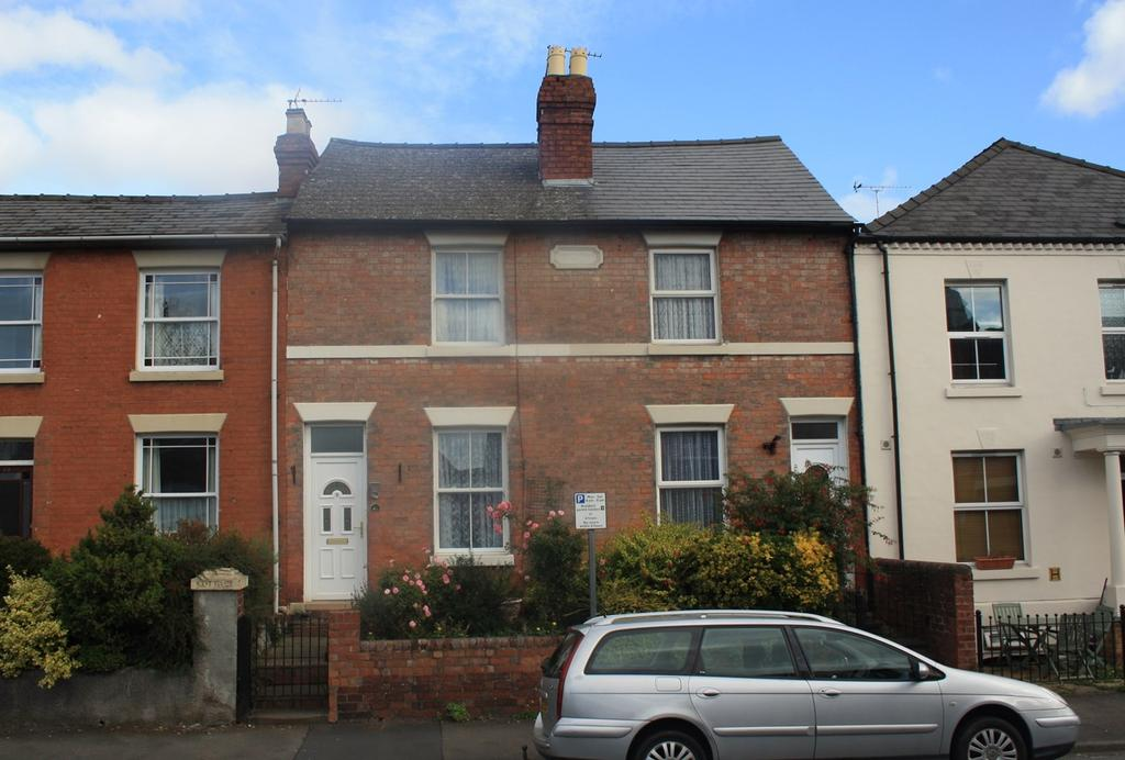 2 Bedrooms Terraced House for sale in Eign Road, Hereford, HR1