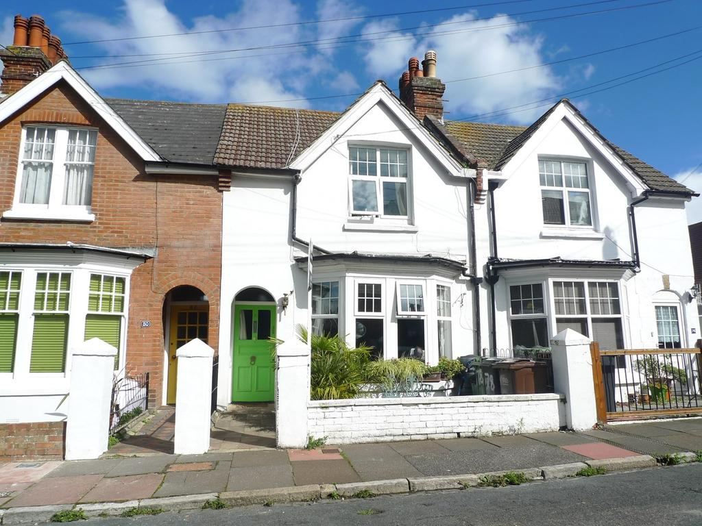 3 Bedrooms Terraced House for sale in Hurst Road, Eastbourne, BN21