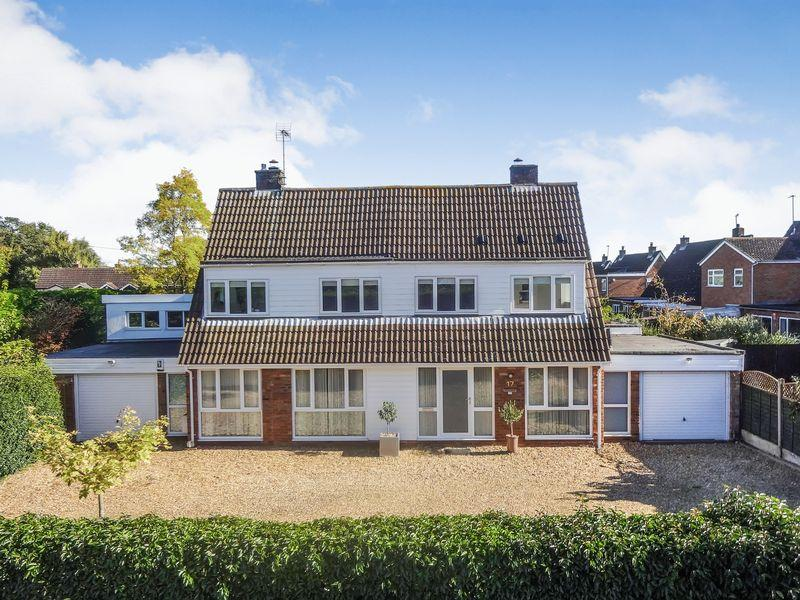5 Bedrooms Detached House for sale in Newbury Close, Silsoe