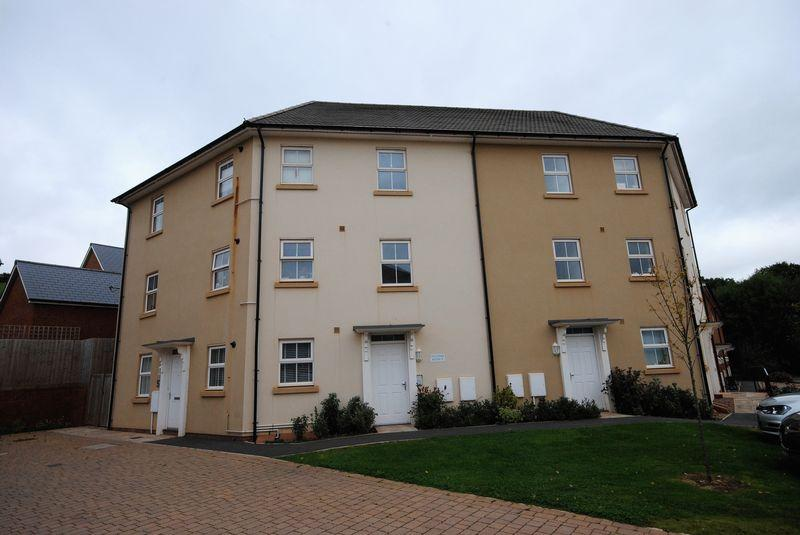 2 Bedrooms Apartment Flat for sale in Old Park Avenue, Exeter