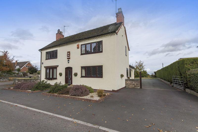 4 Bedrooms Detached House for sale in THE POST HOUSE, MAIN STREET, SCROPTON