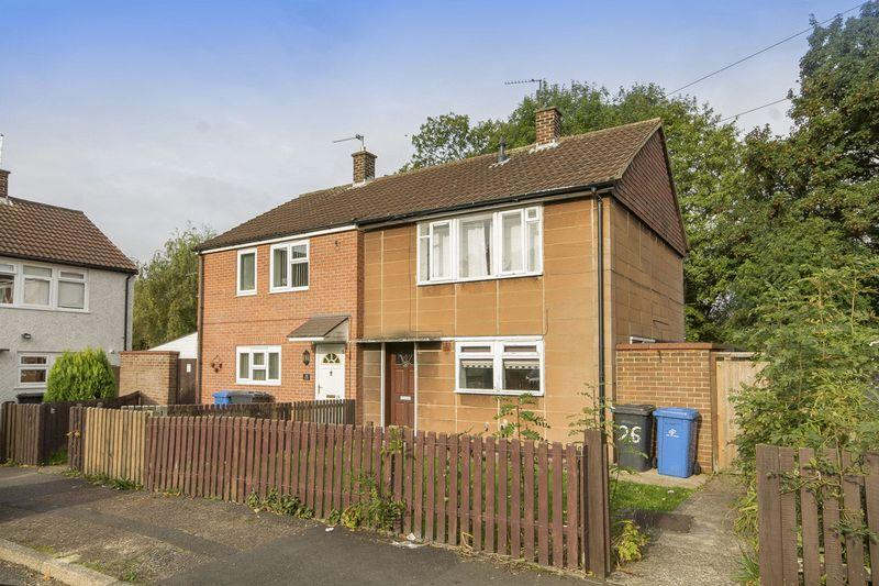 2 Bedrooms Semi Detached House for sale in BOYLESTONE ROAD, LITTLEOVER