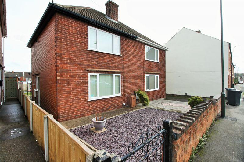 2 Bedrooms Semi Detached House for sale in South Street North, New Whittington