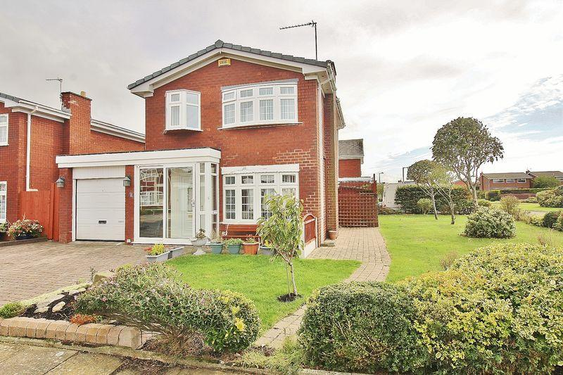 3 Bedrooms Detached House for sale in Sambourn Fold, Ainsdale