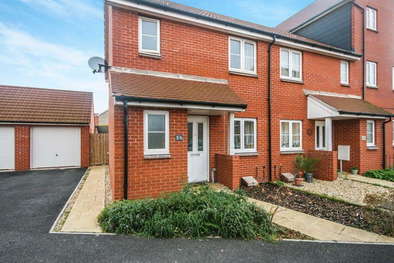 3 Bedrooms End Of Terrace House for sale in Chillingham Drove, Stockmoor Village