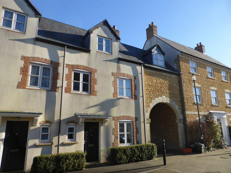 4 Bedrooms Terraced House for sale in Walnut Grove, Shepton Mallet