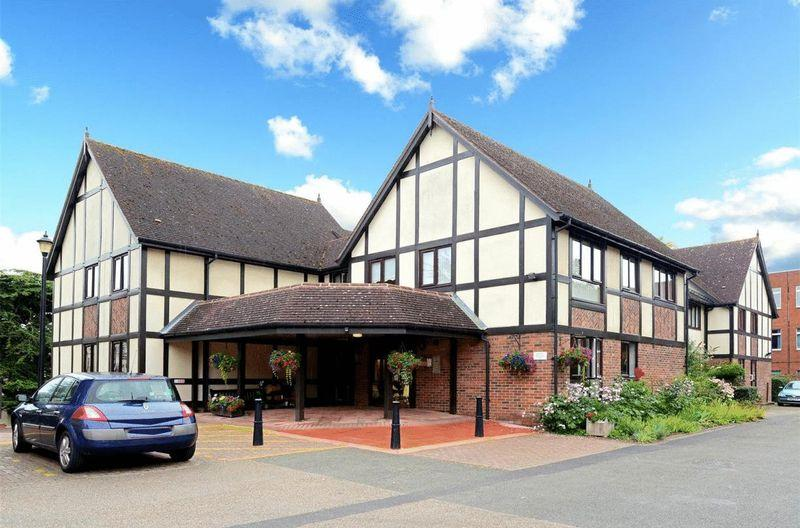 2 Bedrooms Retirement Property for sale in Abbey Foregate, Shrewsbury