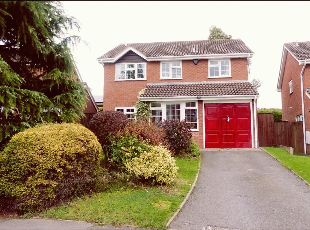 4 Bedrooms Detached House for sale in Hidcote Avenue , Walmley