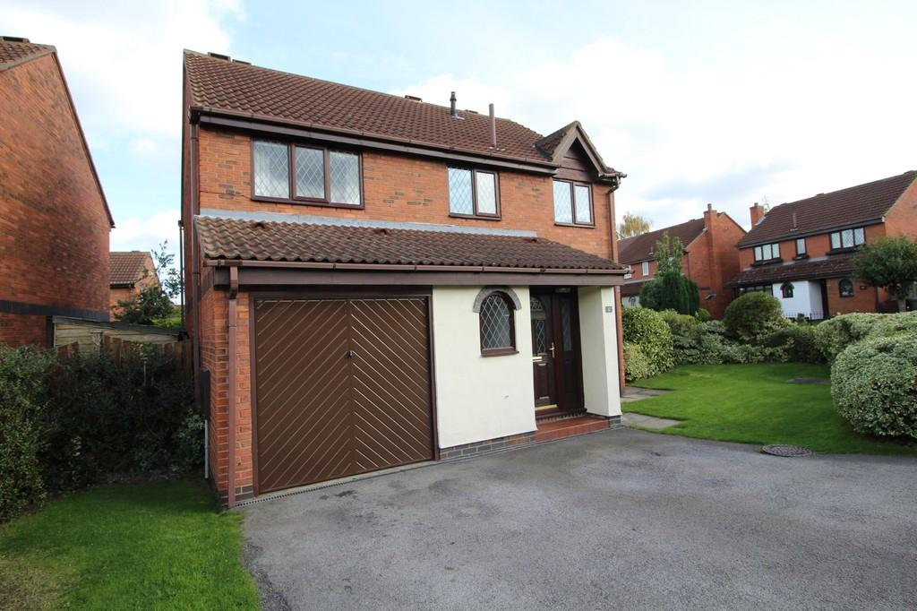 4 Bedrooms Detached House for sale in Hamilton Court, Normanton, Normanton, West Yorkshire