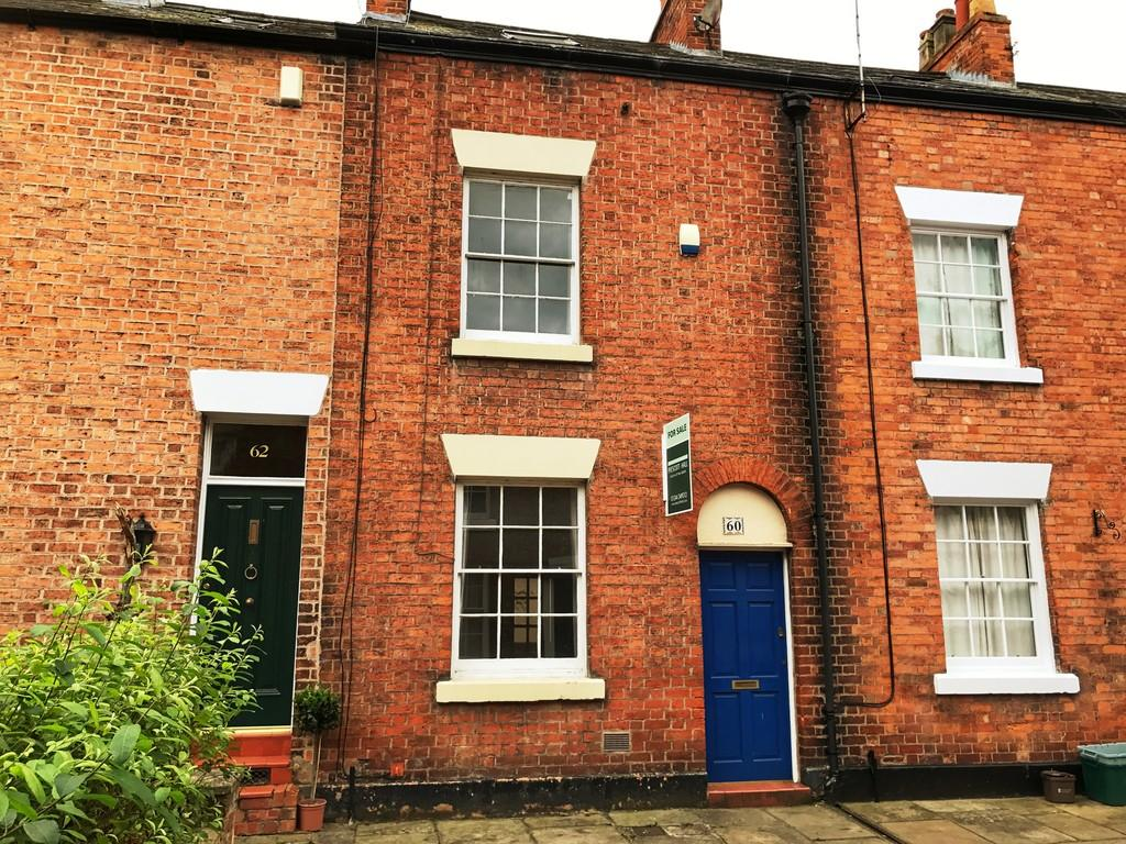 2 Bedrooms Terraced House for sale in Pyecroft Street, Chester