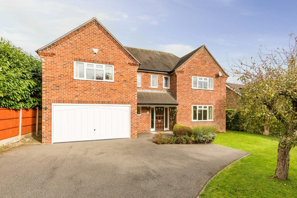 5 Bedrooms Detached House for sale in Geralds Close, Lincoln