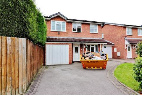 3 bedroom detached house for sale - Bates Close, Walmley