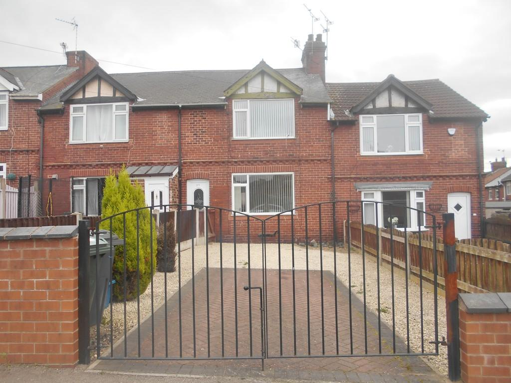 2 Bedrooms Terraced House for sale in Charles Street, Thurcroft
