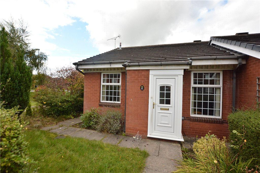 2 Bedrooms Semi Detached Bungalow for sale in Kingfisher Way, Leeds, West Yorkshire
