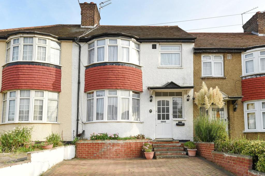 3 Bedrooms Terraced House for sale in Orchard Avenue, Southgate