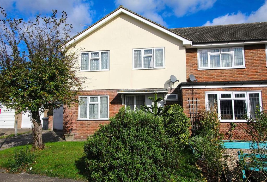 4 Bedrooms Semi Detached House for sale in Rossendale, Chelmsford, CM1