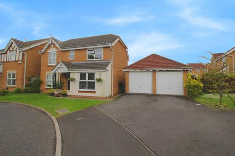 4 bedroom detached house for sale - St Bedes Walk, Newcastle-upon-Tyne
